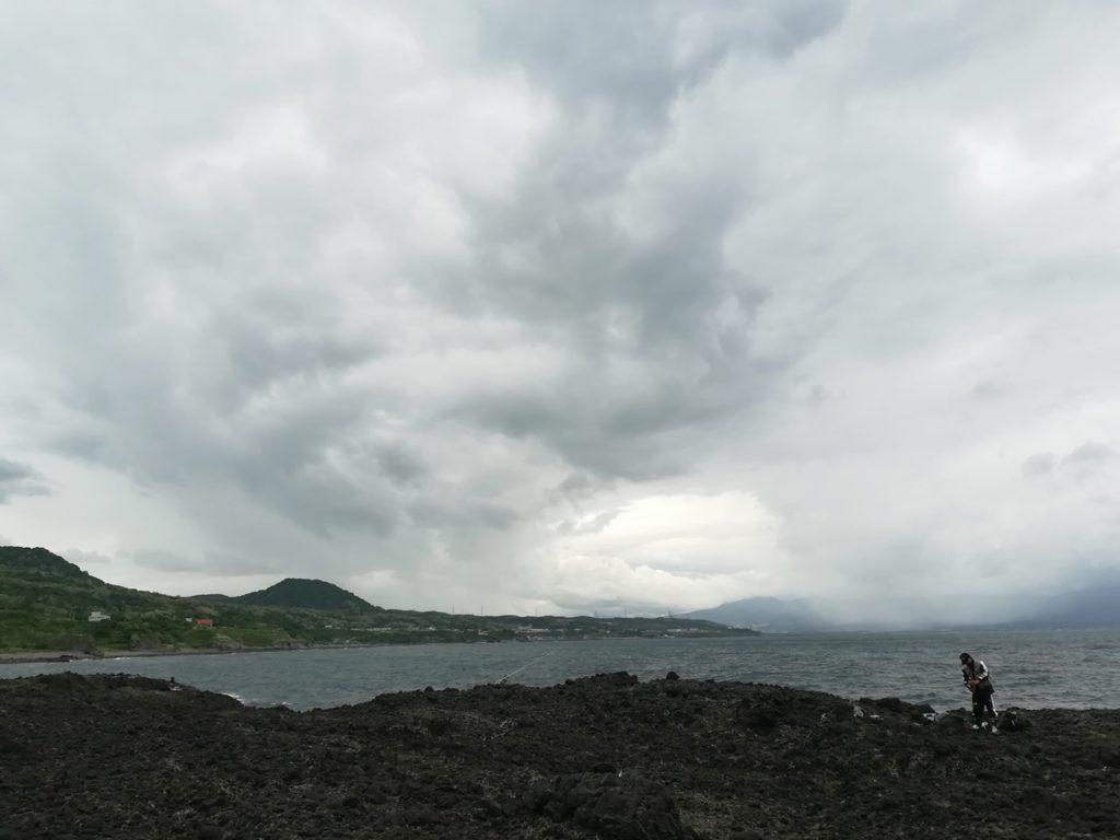 Cuaca buruk Tomari Hokkaido