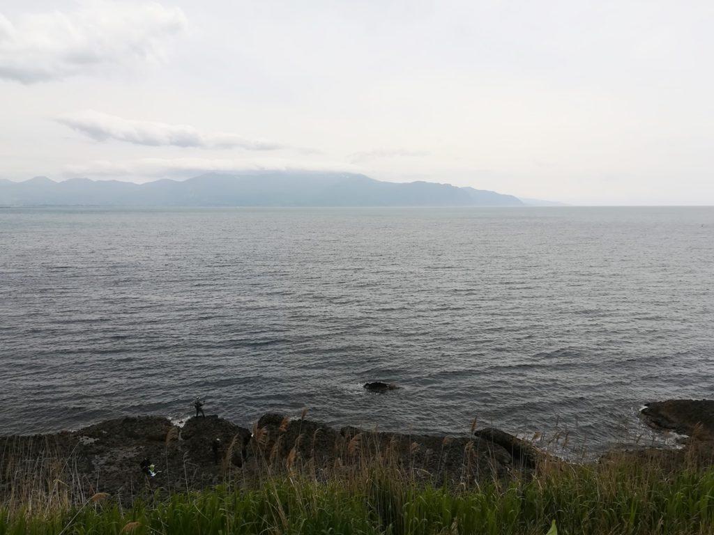 Tomari Hokkaido sea view