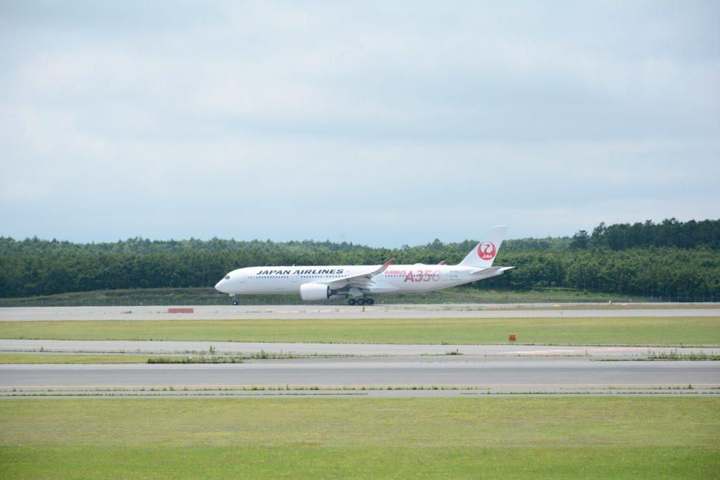 pesawat JAL