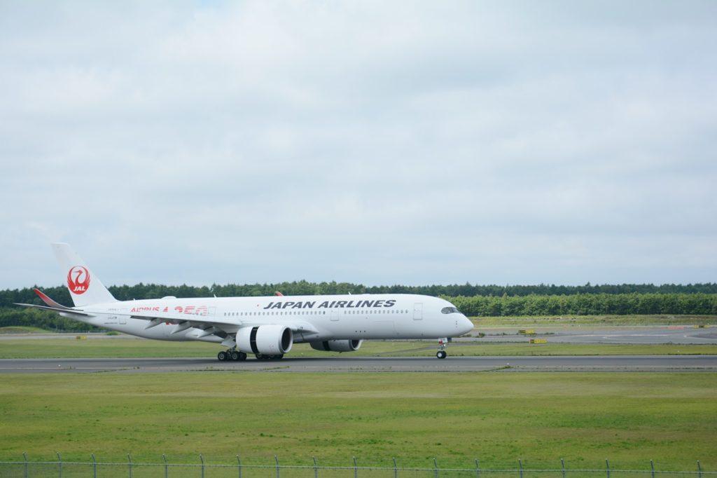 A350 着陸
