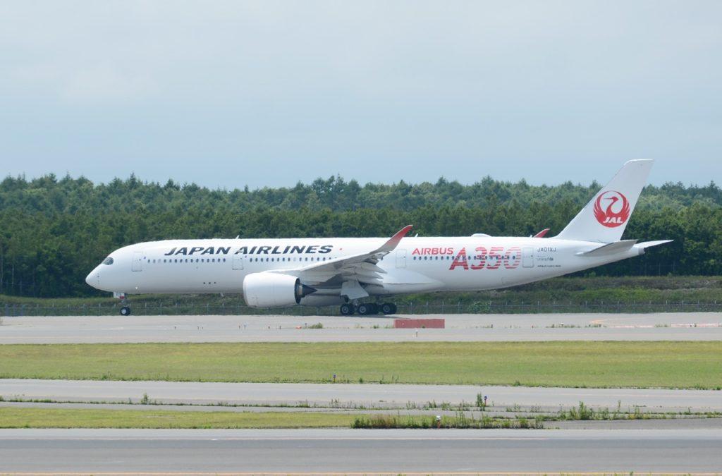 A350の機体